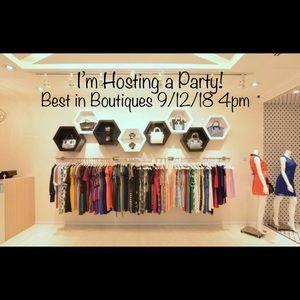 Other - I'm Hosting! 9/12/18 4pm